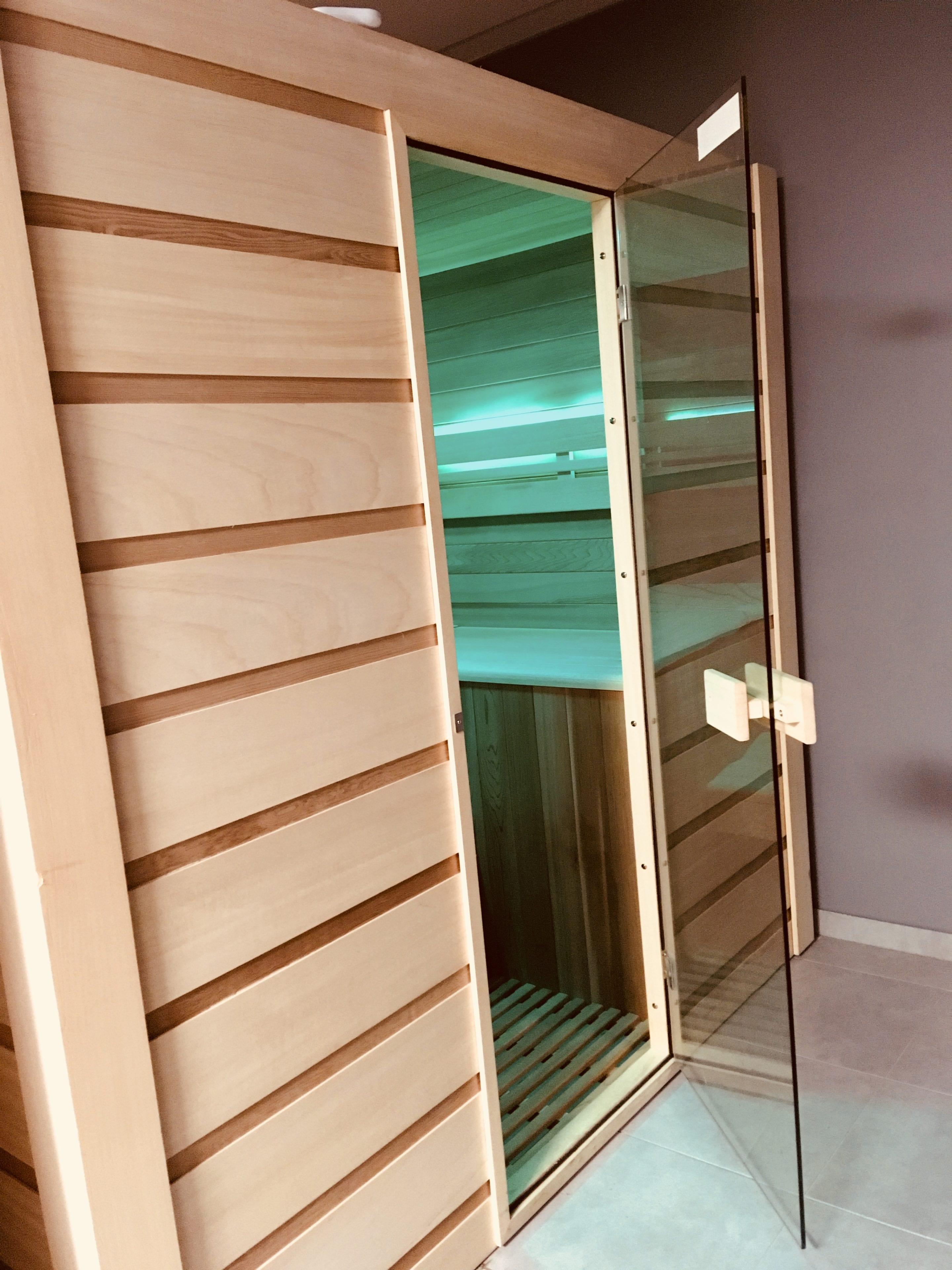 sauna saint étienne